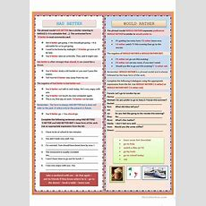 Had Better  Would Rather Worksheet  Free Esl Printable Worksheets Made By Teachers