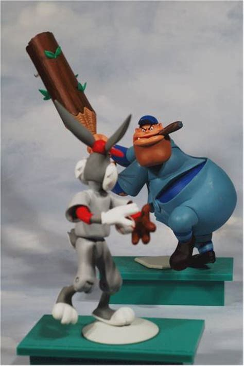 looney tunes series  action figures  toy review