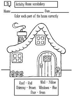 boat house coloring page projects   pinterest