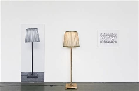 one and three ls by joseph kosuth on artnet