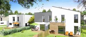 Constructeur Maison Metz : constructeur maison bois maison passive sur mesure ~ Melissatoandfro.com Idées de Décoration