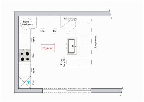plan travaille cuisine plans de cuisines ouvertes open plan kitchen diner cuisine ouverte avec ilot 4 semi