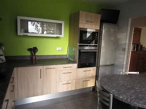 Meuble Haut Cuisine Vitré : meuble haut cuisine vitre ~ Teatrodelosmanantiales.com Idées de Décoration