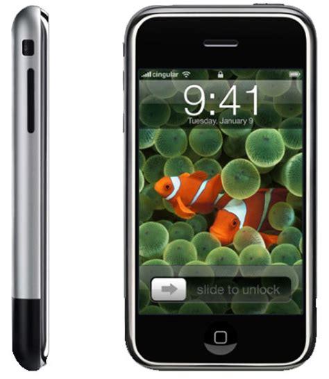 1st gen iphone iphone 1st gen history ofiphone 1st g
