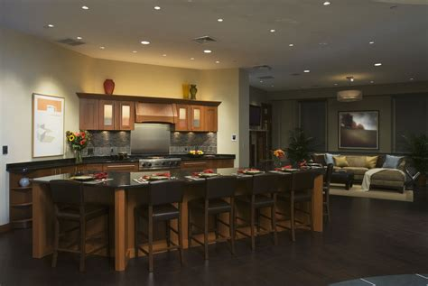 Kitchen Lighting Virginia by Open Concept Kitchen With Fabulous Lighting What S For