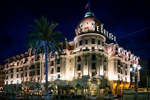 Hotel Negresco Nice : hotel reservations in nice fell 30 percent after bastille ~ Melissatoandfro.com Idées de Décoration