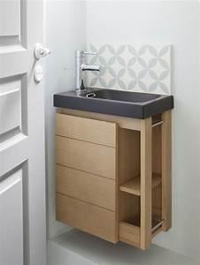 Lavabo Pour Toilette : les 25 meilleures id es de la cat gorie lave main wc sur ~ Edinachiropracticcenter.com Idées de Décoration
