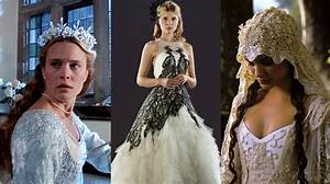 27 iconic movie wedding dresses that will give you all the With wedding dress movie