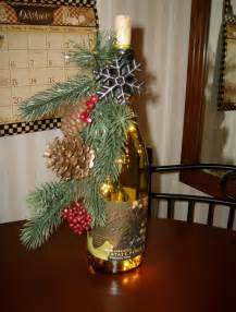 wine bottle christmas decorations 3 nectar tasting room and wine blog