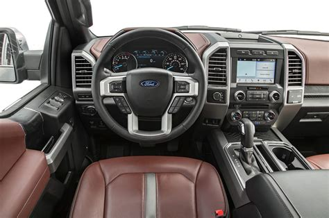 Ford: 2019 2020 Ford F150 Interior Steering Wheel   The