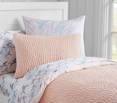 pink bedding light pink bedding pottery barn Light
