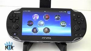 Sony PS Vita Review - YouTube