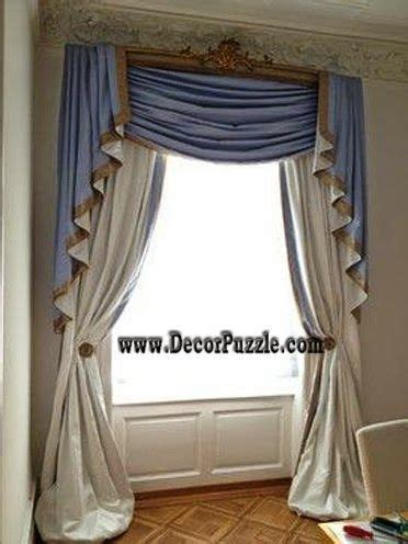 luxury royal curtains, curtain designs styles 2015