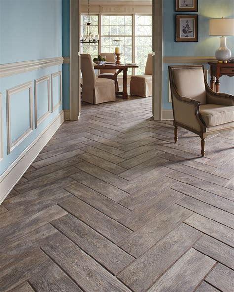 Wood Plank Looking Tile