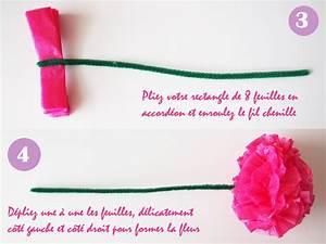 Fleur En Papier De Soie : sirop de fraise blog lifestyle et diy tours paris ~ Nature-et-papiers.com Idées de Décoration