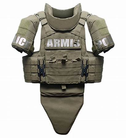 Tactical Armis Vest Armor Carrier Ballistic Paraclete