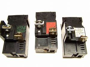 Pushmatic Bulldog Circuit Breakers    P115 Or 3115     1p