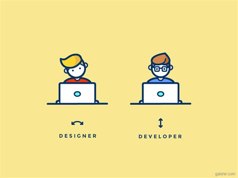 Animated gif vs scripted svg. Fun, Quirky Animated Loops That Graphic Designers Will Like