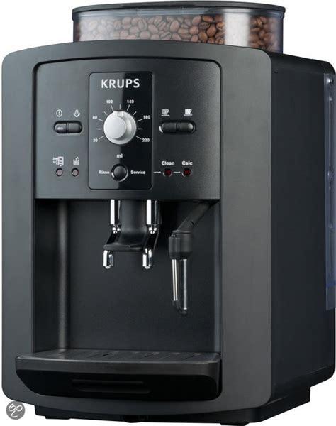 Krups Volautomatische Koffiemachine by Bol Krups Ea8000 Volautomatische Espressomachine