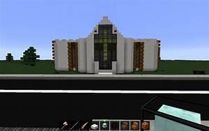 Small Modern Church, creation #3607