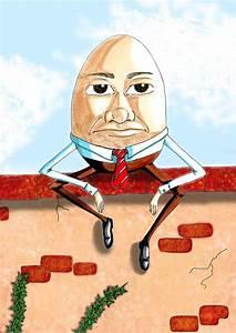 The Humpty Dumpty Conundrum | Les Ferguson Jr. Writes