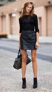Mettre Twitter En Noir : les 25 meilleures id es de la cat gorie jupes en cuir noir sur pinterest jupe en cuir tenues ~ Medecine-chirurgie-esthetiques.com Avis de Voitures
