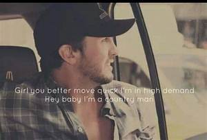 Luke Bryan. Country quotes. | Country | Pinterest