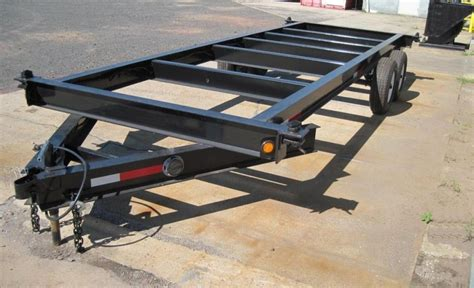Shipping Boat On Trailer by Shipping Container Trailer Container Trailers