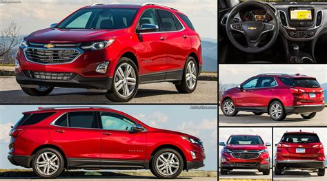 chevrolet equinox  pictures information specs