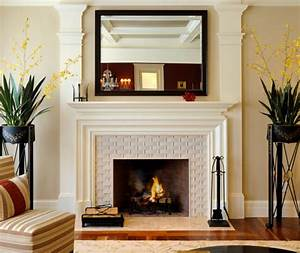 17 modern fireplace tile ideas best design spenc design for Stylish options for fireplace tile ideas
