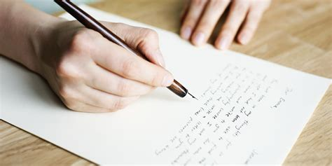 send a letter why you should shut your laptop and write a letter newscult