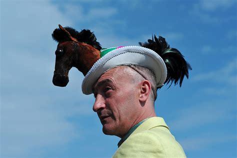 horse hats tag hats
