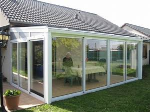 Comment Isoler Sol Pour Vérandas : v randa aluminium pour une parfaite isolation maison press ~ Premium-room.com Idées de Décoration