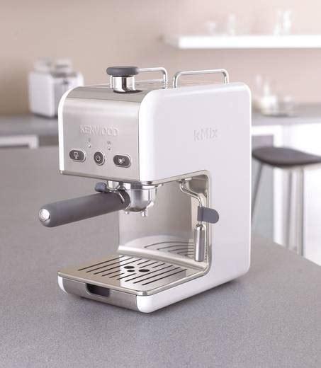 kenwood kmix espresso espressomaschine kmix es020