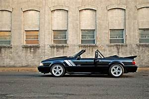 1993 Fox-Body Saleen-Influenced Custom Mustang Convertible - Hot Rod Network