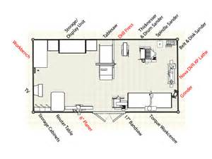 layout stu 39 s shed - Shed Layout Plans
