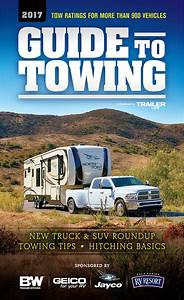 Tow Guide Helps You Hitch Your Towable With The Right Vehicle