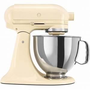 KitchenAid Artisan 5 Qt Almond Cream Stand Mixer