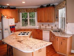 kitchen color ideas with maple cabinets floratta white granite for light wood cabinets