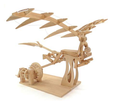 Macchina Volante Di Leonardo Da Vinci by Macchina Volante Di Leonardo Da Vinci Da Costruire