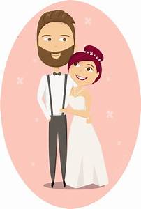 Bride and groom free wedding images 1 free clipart the ...