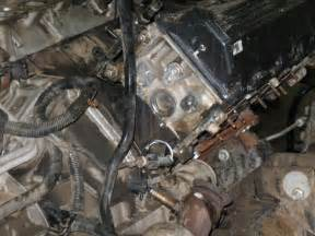 Images of Oil Gasket Leak