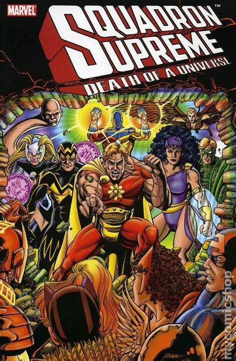 squadron supreme squadron supreme comic books issue 1
