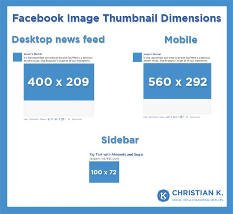 Link Image Size Link Thumbnail Image Dimensions