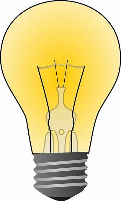 Bulb Incandescent Svg Clip
