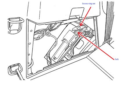 solved    battery located   gmc acadia