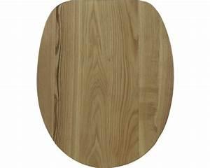 Wc Sitz Holz Massiv : wc sitz esche massiv mit absenkautomatik kaufen bei ~ Eleganceandgraceweddings.com Haus und Dekorationen
