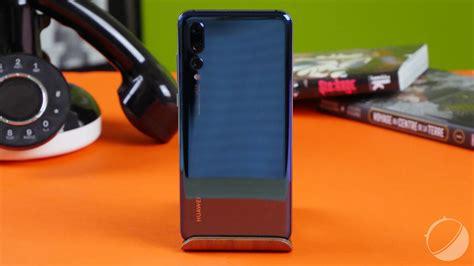Test Huawei P20 Pro : notre avis complet - Smartphones ...