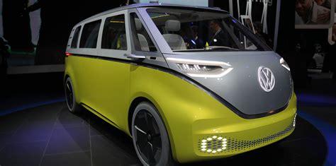 Volkswagen I D Buzz Concept Revealed Photos 1 Of 45