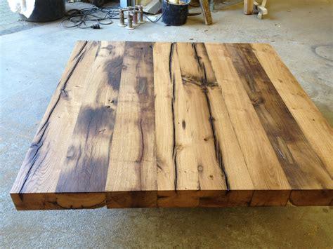 Bemerkenswert Deko Idee Holz Tisch Aus Altem Holz